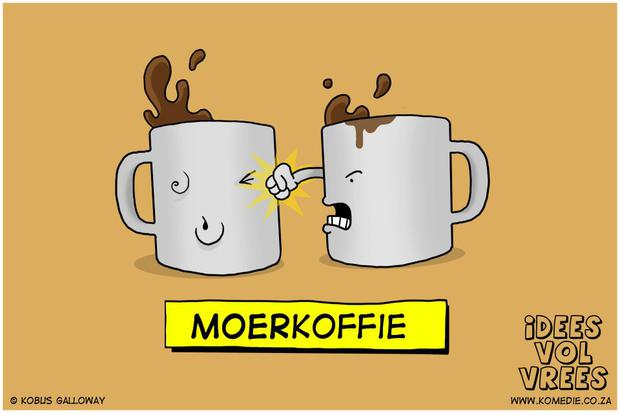 Moer Koffie