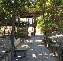 Seaside Seabird Sanctuary - Walkway